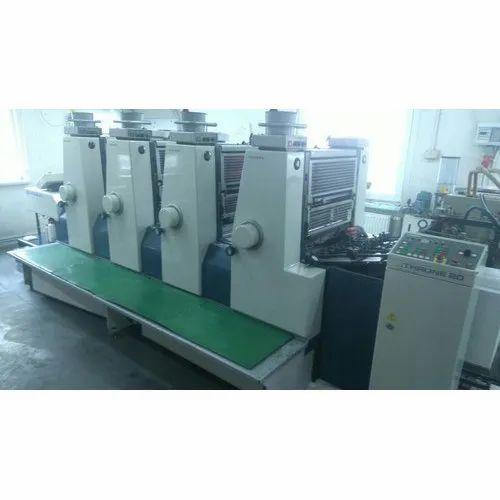 Komori Lithrone 420 94 Used Offset Printing Machine