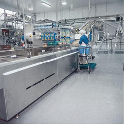 Pharmaceutical Epoxy Floor Coating Service