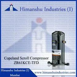 Copeland Scroll Compressor ZR61KCE-TFD