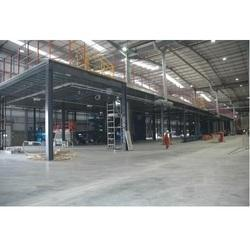 Warehouse Mezzanine Building
