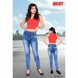 Skinny Bottom Women Jeans