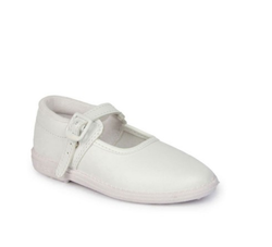 bbfd7410f487 Prefect Kid s White Ballerina (S GIRL (N)) at Rs 299  pair