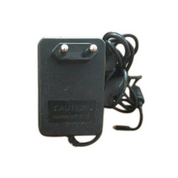 1.2- 2 Amp Black 12V ZTE Power Adapter Charger, For Mobile Charging