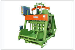 Automatic Hollowblock Making Machine