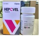 Sofosbuvir And Velpatasvir Tablets