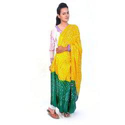 Bandhej Print Designer Cotton Dupatta 102
