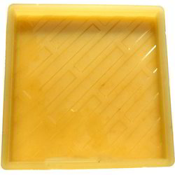 Rubber Square Floor Tile Moulds