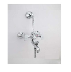 Seina Flat 3 In 1 Wall Mixer