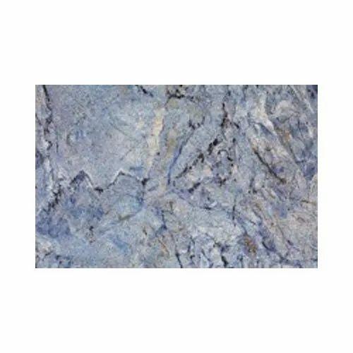 Polished Blue Bahia Marble, Thickness: 18-20 mm