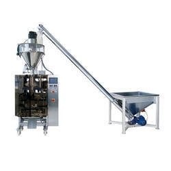 Auger Filler Collar Packing Machine