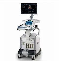 Preowned GE Ultrasound Machine, Usb, Color Doppler Velocity