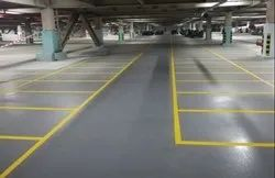 Car Park Epoxy Flooring