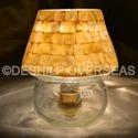 Acc To Standard Handmade Seap Table Lamp