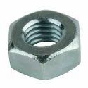 Mild Steel Nickel Coated Hex Nut