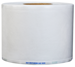 Tyvek Flat Reel (ETO), Packaging Type: Stretch Film Packing, Size: 5 Cm To 40 Cm