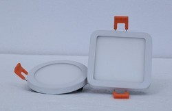 22W LED Panel Light Rimless