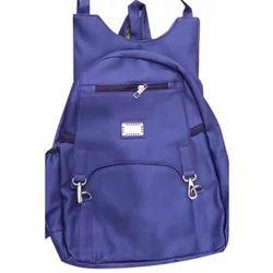 Blue Shoulder Backpack Bag