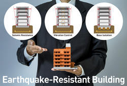 Earthquake Resistant Building Design Services