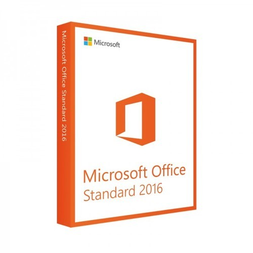 MS Office Standard 2016, Application: Business