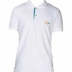 White Polo T Shirt