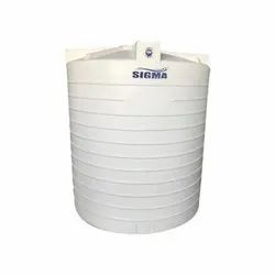 Sigma White Triple Layer Plastic Water Storage Tank