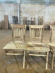 Rose Wood Chair for Restaurant