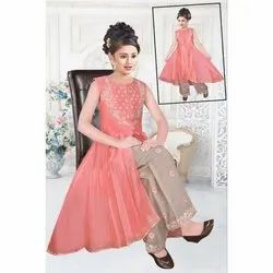 Girls Indo Western With Palazzo Dress, Age Group: 1-18 Year