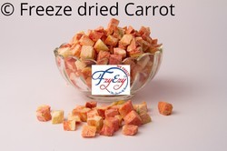 Freeze Dried Carrot