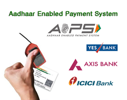 AEPS (Aadhar Enable Payment Solution) Withdraw And Balance Enquery With High Commission