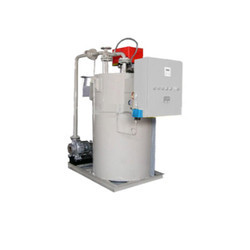 Oil Fired Thermic Fluid Heaters