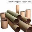 5mm Corrugated Paper Tube