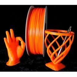Blue ABS 3D Printer Filament Wire