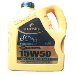 15W50 SM Euro Bike Oil