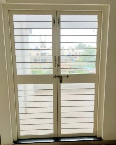 Double Shutter French Folding Door, Gi French Folding Doors ...
