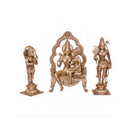 15 Inches Bronze Ramdarbar Statue