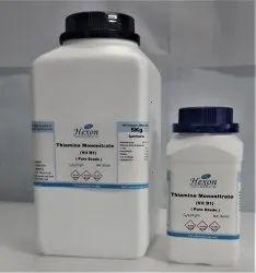 Pure Grade Vitamin B1 Thiamine Mononitrate, Packaging Size: 1 Kg, 5kg