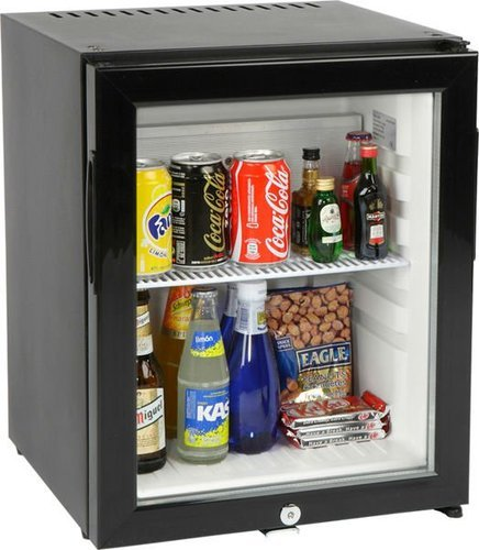 Glass Door Mini Bar Absorption Minibar Hotel Minibar Mini Fridge