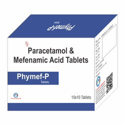 Mefenamic Acid 500 Mg  Paracetamol 325 Mg