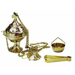 Incense Burner With Chain