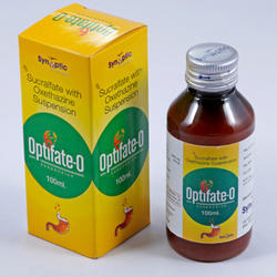 Sucralfate With Oxethazine Suspension