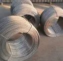 Stainless steel cross twisted rods