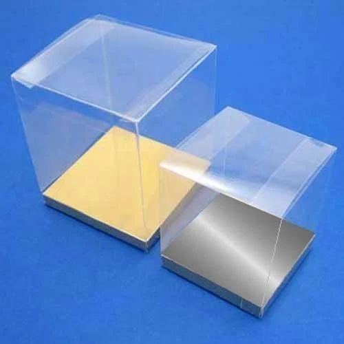 PVC Boxes - PVC Printed Boxes Manufacturer from Mumbai