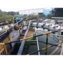 Water Treatment Clarifier Plant
