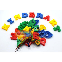 Letter Lacing Toy
