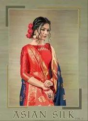 YNF Asian Silk Vol-1 Silky Saree