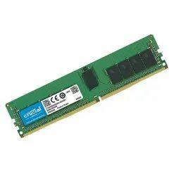 Micron 16GB DDR4 2400 MT S ECC