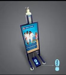 Hands Free Paddle Spray Stand
