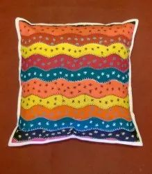 Cotton Hand Embroidered Floor Cushions