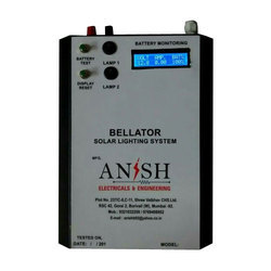 Anish Commercial Solar Battery Charger, Voltage: 48 V