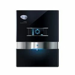 Black HUL Pureit Ultima Mineral RO UV MF 7 Stage 10L Water Purifier for Home